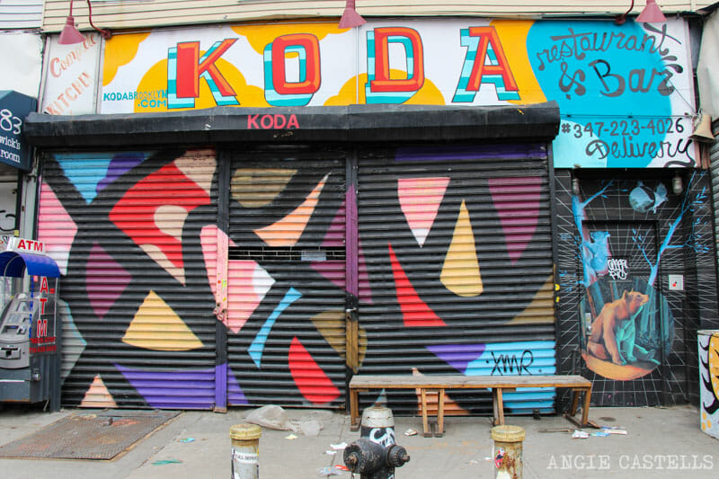 Visitar Bushwick Ruta Arte Urbano Nueva York