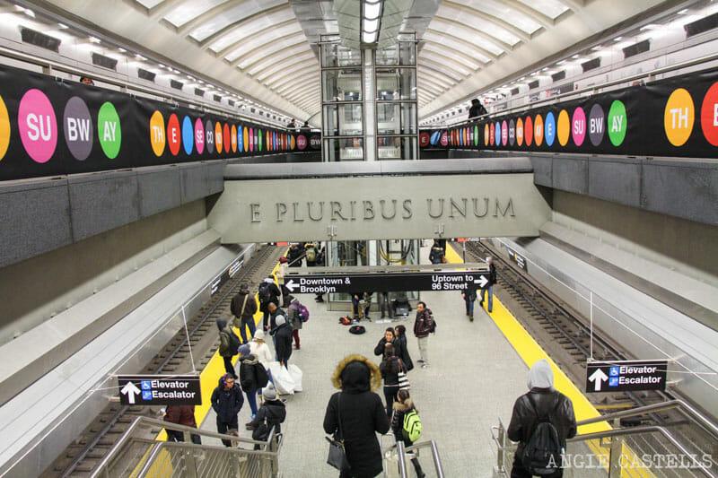 Metro Nueva York Estaciones nuevas 2nd Avenue SubwayMetro Nueva York Estaciones nuevas 2nd Avenue Subway