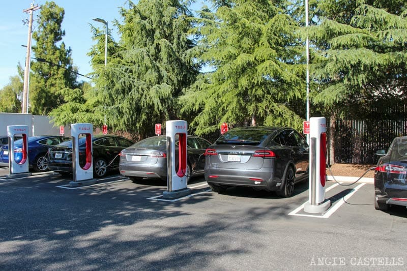 Guia Silicon Valley California Tesla