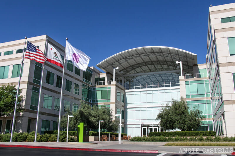 Guia Silicon Valley California Visitar Apple