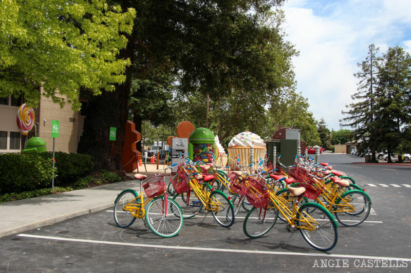 Guia Silicon Valley California Visitar Google
