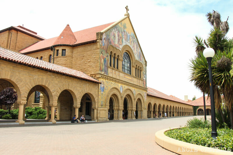 Guia Silicon Valley California-Visitar Stanford University
