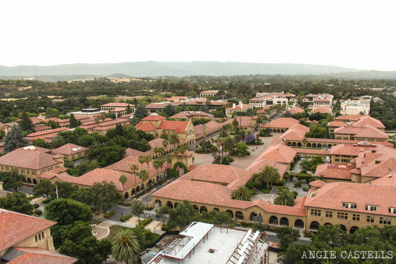 Guia Silicon Valley California-Visitar Stanford