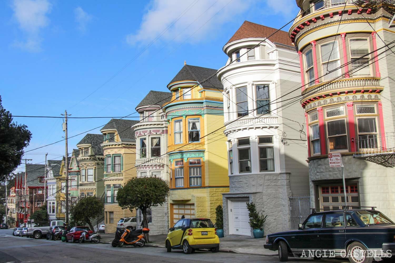 Que ver San Francisco Itinerarios