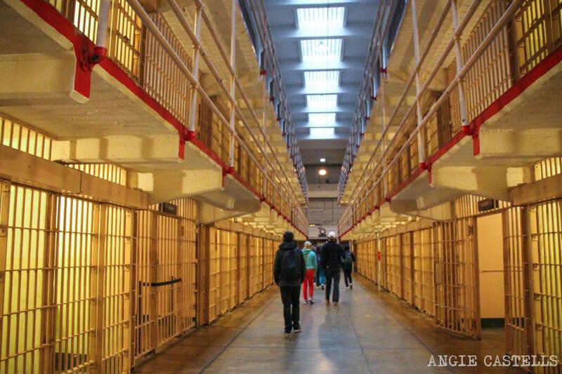 Que ver San Francisco Itinerarios Alcatraz