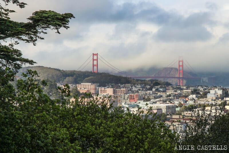 Que ver San Francisco Itinerarios Buena Vista Park