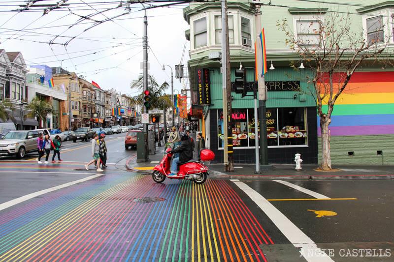 Que ver San Francisco Itinerarios Castro