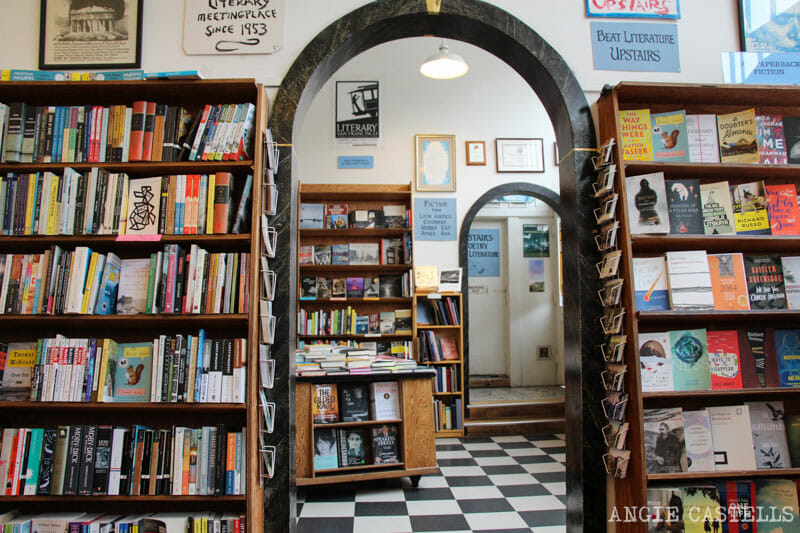 Que ver San Francisco Itinerarios City Lights Bookstore