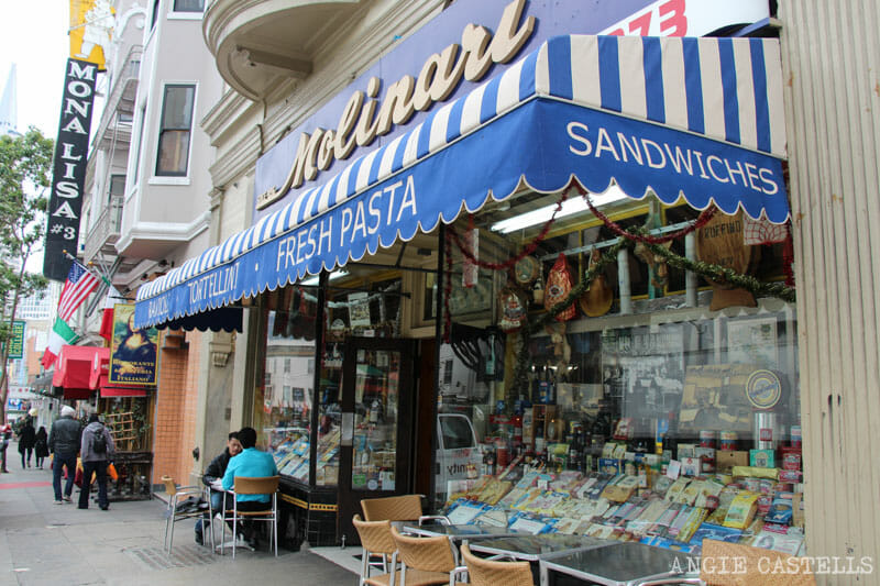 Que ver San Francisco Itinerarios Little Italy North Beach