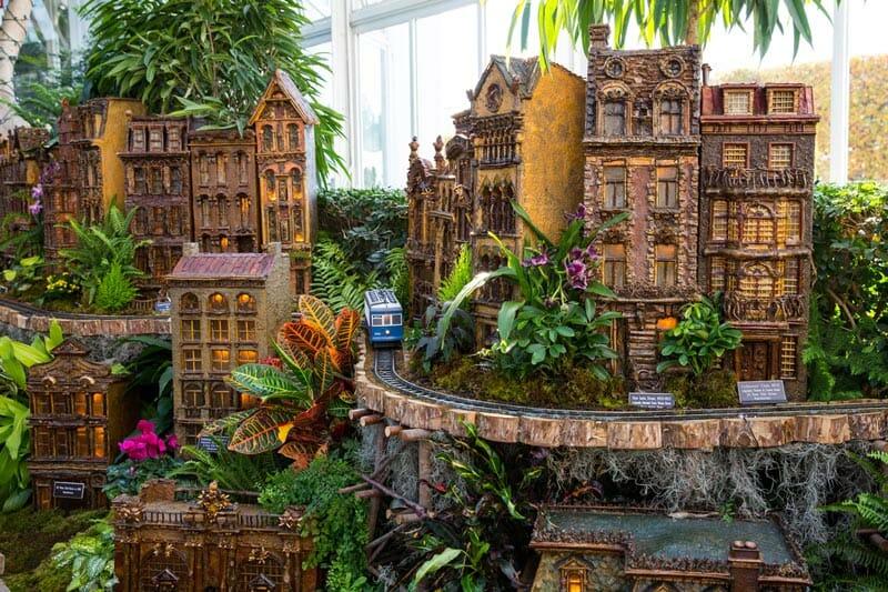 Navidades-en-Nueva-York-Holiday-Train-Show-Jardin-Botanico