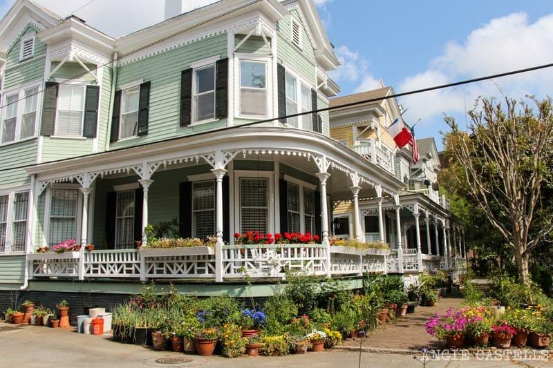 Guia de Savannah que ver y hacer arquitectura