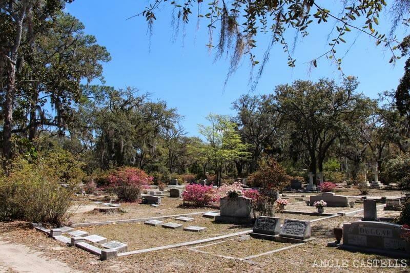 Guia de Savannah que ver y hacer Bonaventure Cemetery