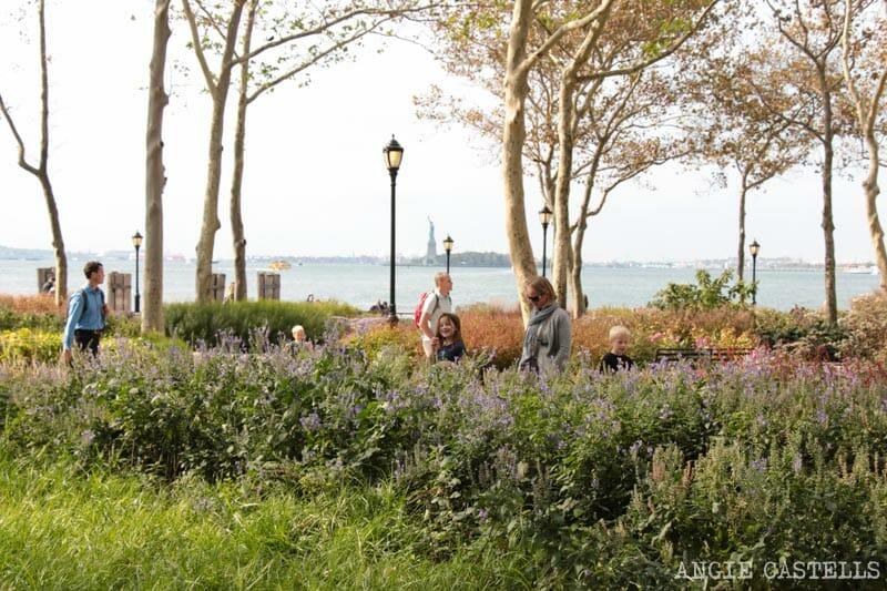 Ruta bici Nueva York Hudson River Battery Park-1