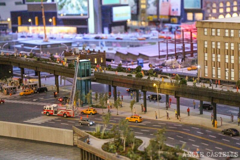 Gullivers Gate Nueva York Times Square mundo en miniatura