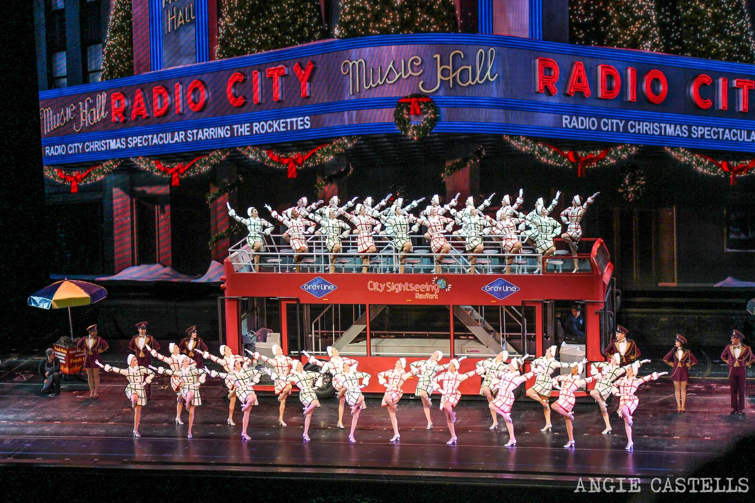The Christmas Show Rockettes